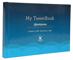 My TweetBook Front Cover
