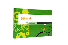 Green TweetBook Front Cover